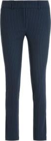Niebieskie spodnie Guess w młodzieżowym stylu
