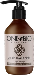 OnlyBio.life ONLYBIO Żel do mycia ciała regeneracja 250 ml