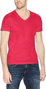 Czerwony t-shirt s.Oliver