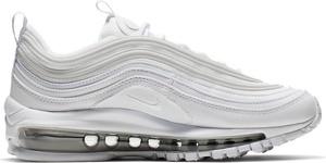Buty sportowe Nike ze skóry air max 97 sznurowane