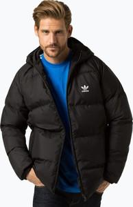 Brązowa kurtka Adidas Originals