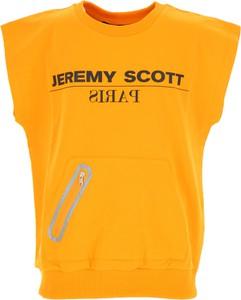 Pomarańczowa bluzka dziecięca Jeremy Scott
