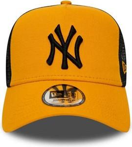 Pomarańczowa czapka New Era