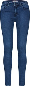 Jeansy Tommy Hilfiger z jeansu