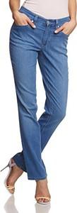 Niebieskie jeansy mac