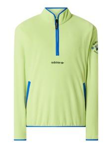 Zielony sweter Adidas Originals