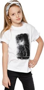Bluzka dziecięca Underworld z bawełny