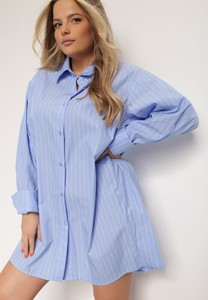 Niebieska koszula Renee