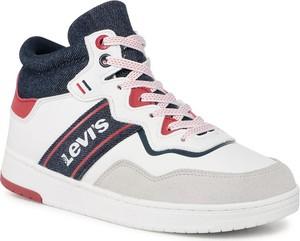 Buty sportowe dziecięce Levis dla chłopców sznurowane