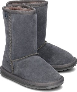 Granatowe buty dziecięce zimowe Emu Australia