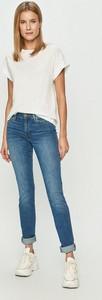 Niebieskie jeansy Cross Jeans w street stylu