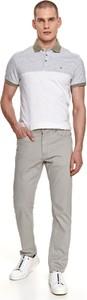 Spodnie Top Secret z bawełny w stylu casual