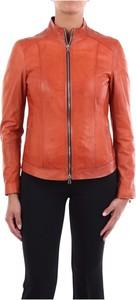 Pomarańczowa kurtka Barba krótka