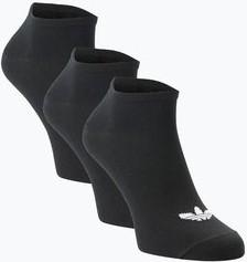 Czarne skarpetki adidas originals