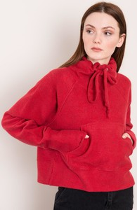 Czerwona bluza Sheandher.pl z bawełny