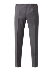 Spodnie Hugo Boss z wełny