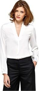 Bluzka Colett z długim rękawem z dekoltem w kształcie litery v