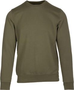 Zielony sweter Colorful Standard z wełny