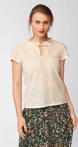 T-shirt ORSAY z krótkim rękawem z okrągłym dekoltem