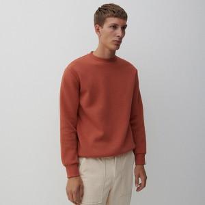 Czerwona bluza Reserved w stylu casual