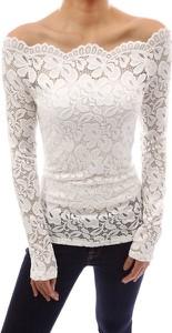 5e4a5bfc0bdc0e modne bluzki damskie wizytowe - stylowo i modnie z Allani