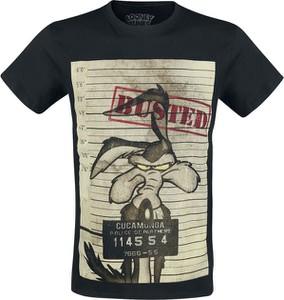 T-shirt Looney Tunes z krótkim rękawem z bawełny