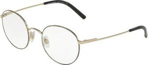 Dolce & Gabbana okulary korekcyjne Dolce & Gabbana DG 1290 1305