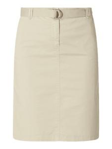 Spódnica Christian Berg Women z bawełny midi w stylu casual