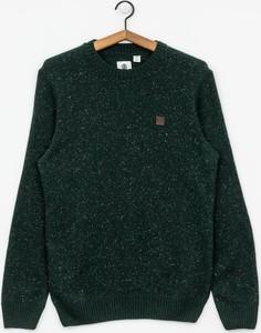 Sweter Element z jedwabiu
