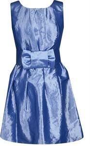 Sukienka Fokus z krótkim rękawem z okrągłym dekoltem