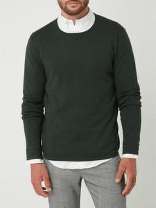 Sweter McNeal w stylu casual z bawełny