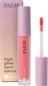 Paese, Nanorevit High Gloss Liquid Lipstick, pomadka w płynie do ust, 52 Coral Reef, 4.5 ml