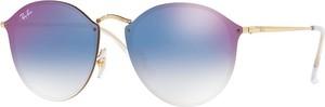Ray-Ban - Okulary Blaze Round 0RB3574N