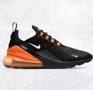 Czarne buty sportowe Nike air max 270