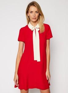 Czerwona sukienka Red Valentino mini