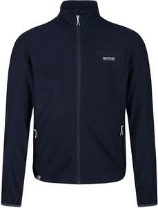 Granatowa bluza Regatta z tkaniny w sportowym stylu