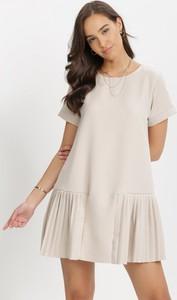 Sukienka born2be w stylu casual mini