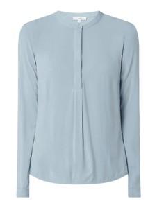 Niebieska bluzka Jake*s Casual z długim rękawem w stylu casual