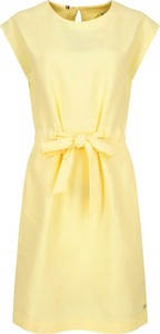 Sukienka Tommy Hilfiger bez rękawów