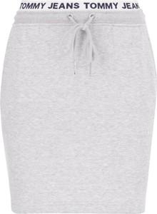 Spódnica Tommy Jeans w stylu casual mini