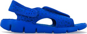 Niebieskie buty letnie męskie Nike