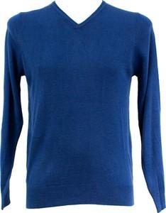 Niebieski sweter OVS