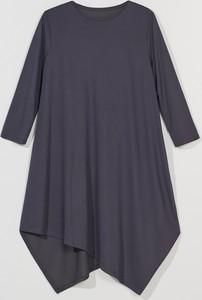 Sukienka Mohito z długim rękawem w stylu casual