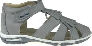 Buty dziecięce letnie Bartuś ze skóry