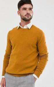 Żółty sweter Asos