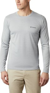 Koszulka z długim rękawem Columbia z długim rękawem