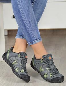 Sandały Damle w sportowym stylu sznurowane