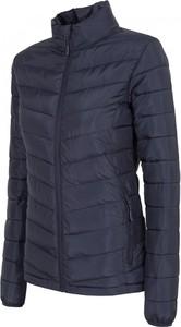 Niebieska kurtka outhorn w stylu casual krótka