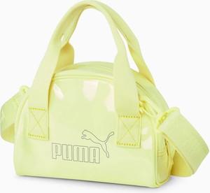 Żółta torba sportowa Puma
