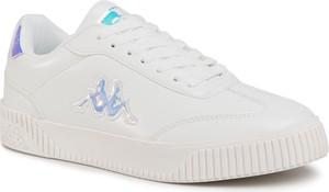 Buty sportowe Kappa sznurowane z płaską podeszwą
